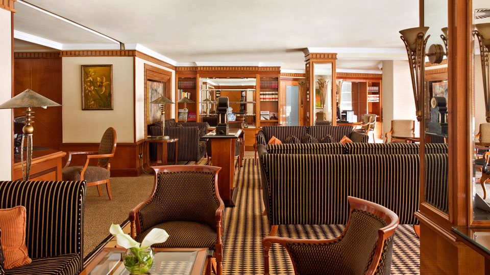 Club Lounge InterContinental